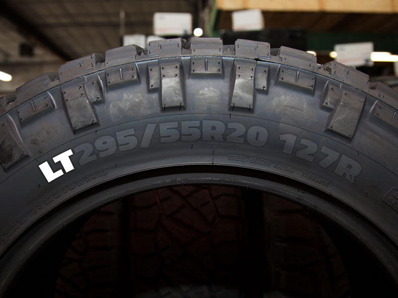 Tire Guide - Tire Type