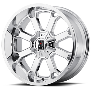 XD Series XD825 Buck 25 Chrome