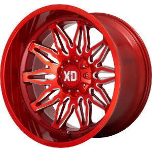 XD Series XD859 Gunner Red Milled