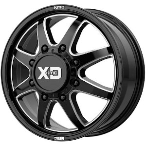 XD Series XD845 Black Milled Front