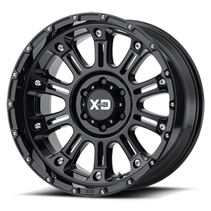 XD Series XD829 Hoss 2 Black
