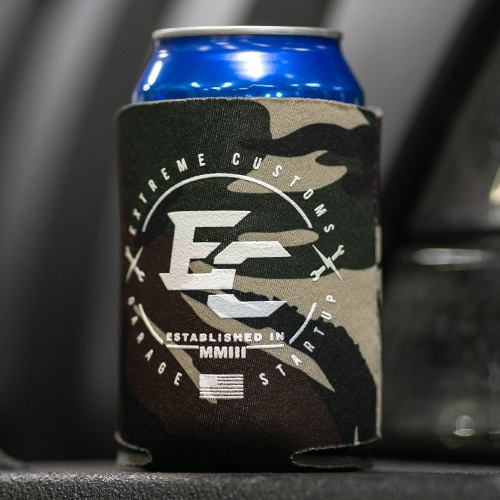 Extreme Customs Can Koozie