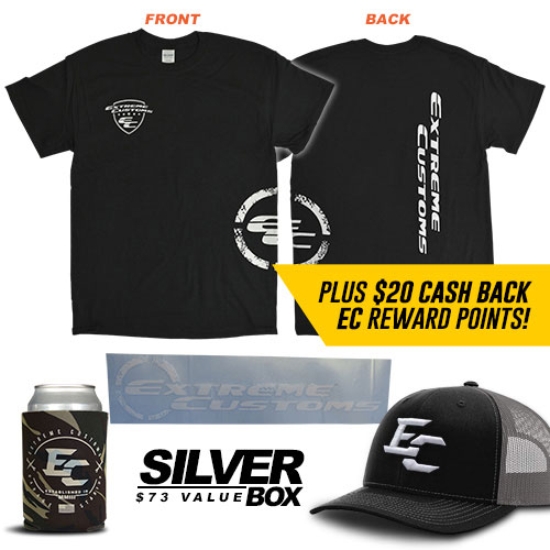 EC Silver Box + You Get $20 EC Cash Back!