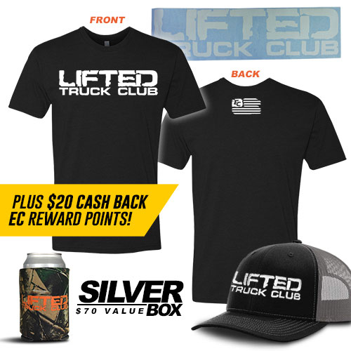 LTC Silver Box + You Get $20 EC Cash Back!