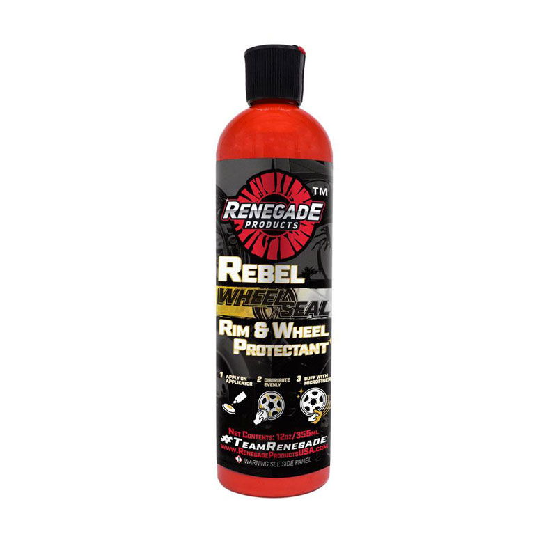 Rebel Wheel Seal: Rim & Wheel Protectant