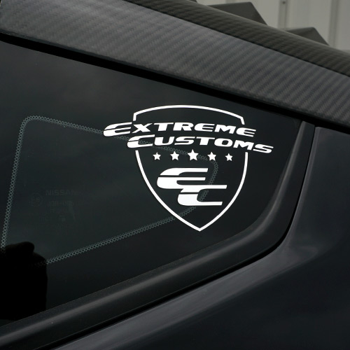 Shield Decal