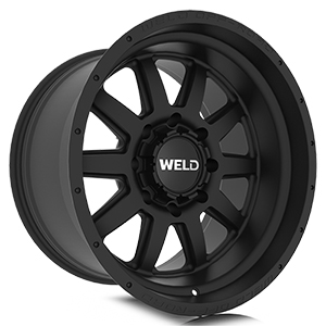 Weld Off-Road W101 Stealth Black