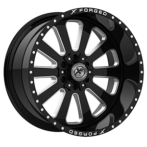 XF Forged XFX-302 Black Milled