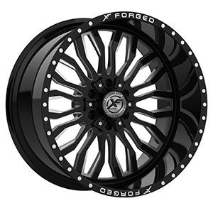 XF Forged XFX 305 Black Milled