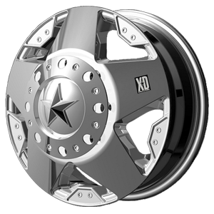 XD Series XD775 Rockstar Front Chrome