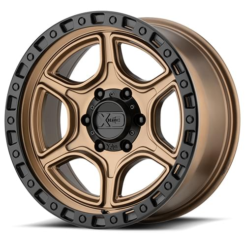 XD Series XD139 Portal Bronze - 17x8 5 +18 - XD13978564618